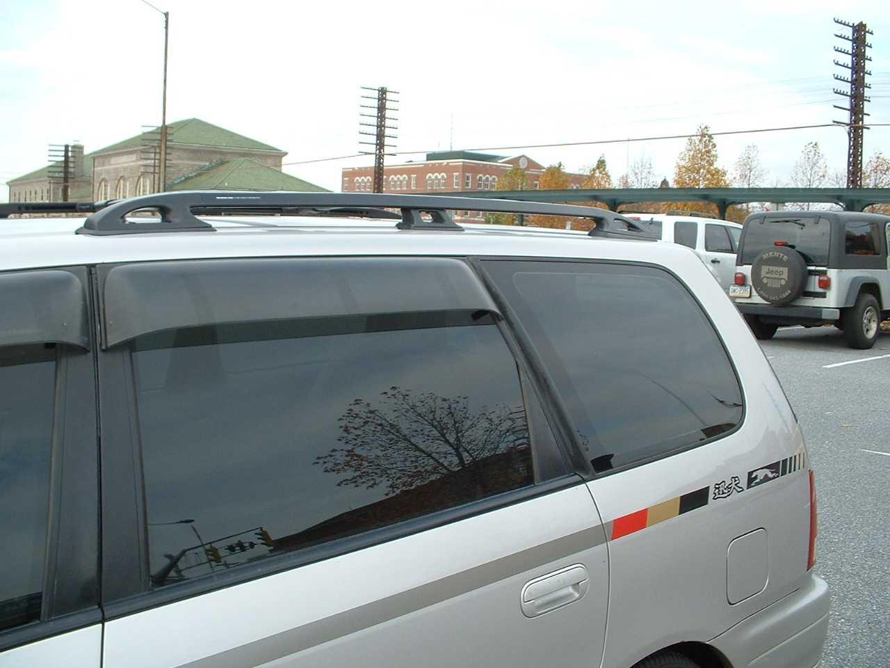 1st Gen 95 Roof Rack Honda Odyssey Forum