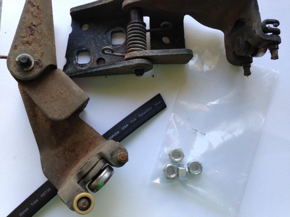 Ultimate 053 Cent Sliding Door Center Roller Repair