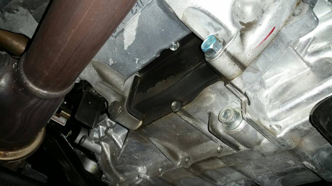 2001 Honda Civic Rear Main Seal Leak