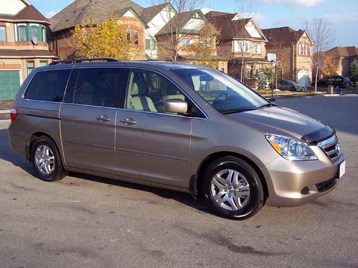 2006 Honda Odyssey EX L Canadian 2006 Odyssey
