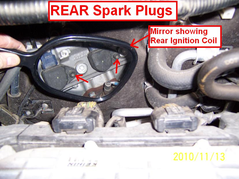 Honda Civic Spark Plugs Location Get Free Image About