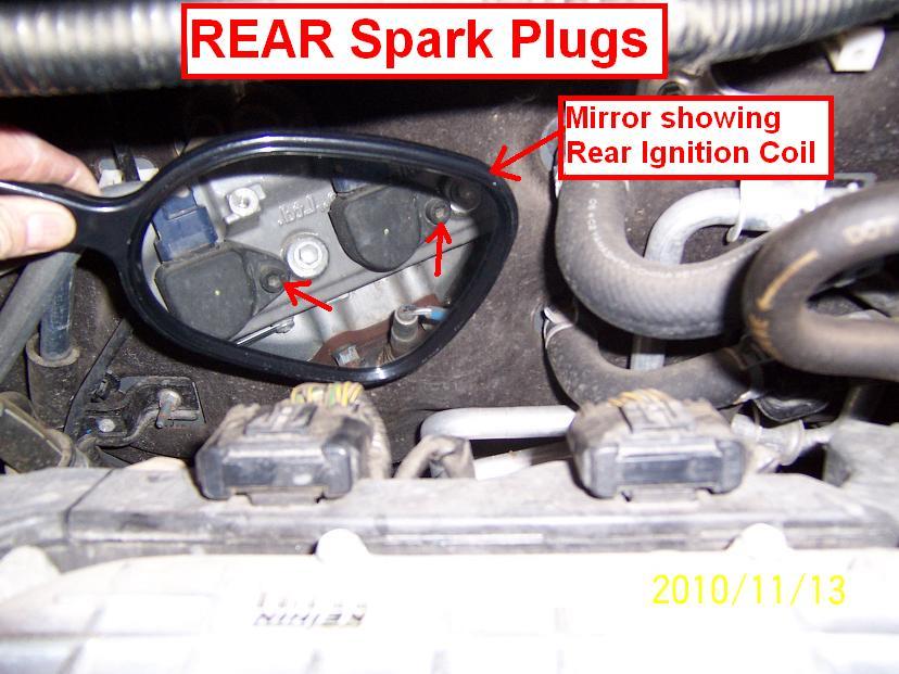 99 honda civic ex spark plug gap
