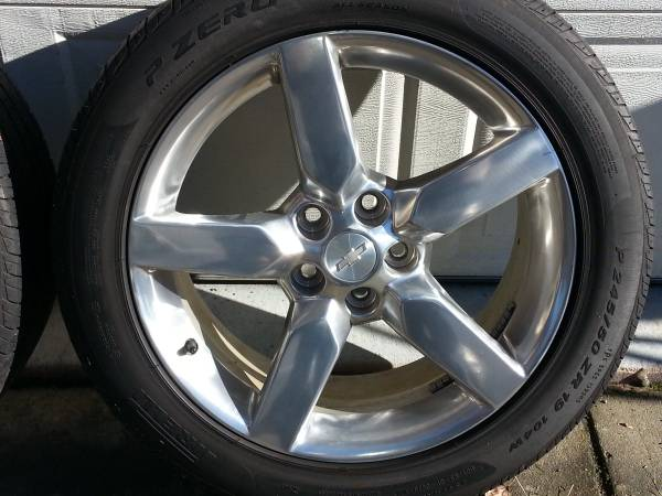 2011 Camaro Tires For Honda Odyssey