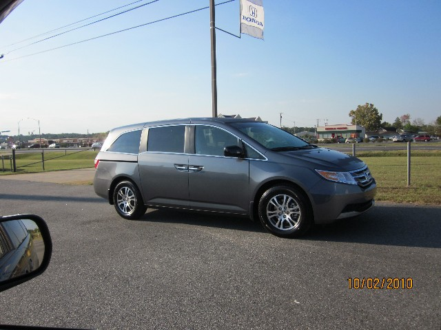 Prices Paid For A 2011 Odyssey 2011 Ex L Front