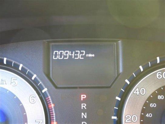 outside temperature display on lx? | Honda Odyssey Forum