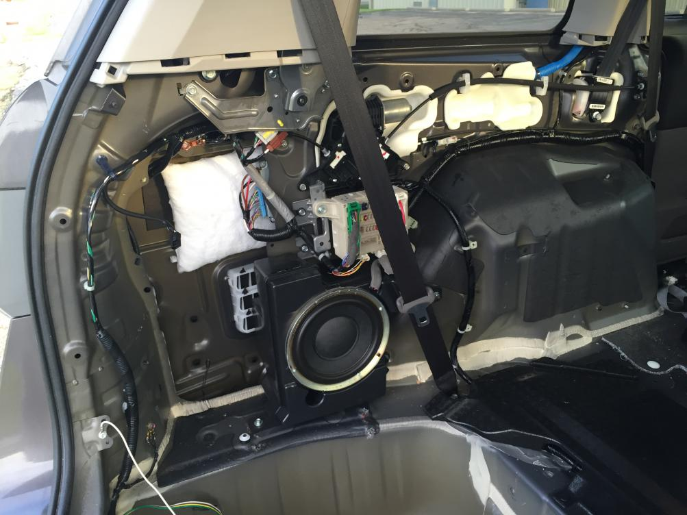 Sound Deadening Upgrade On My 2014 Exl Make Your Own Beautiful  HD Wallpapers, Images Over 1000+ [ralydesign.ml]