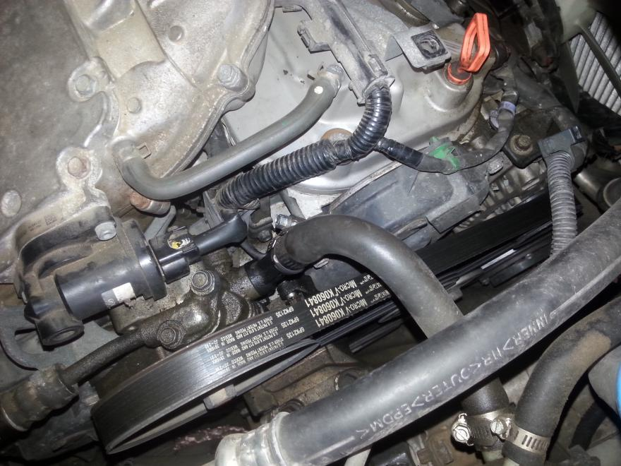 2007 Honda Odyssey Valve Timing Oil Pressure Switch