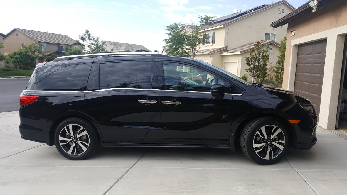 Honda Odyssey Roof Rack >> Chrome Roof Rails Back Ordered For The Last 2 Months
