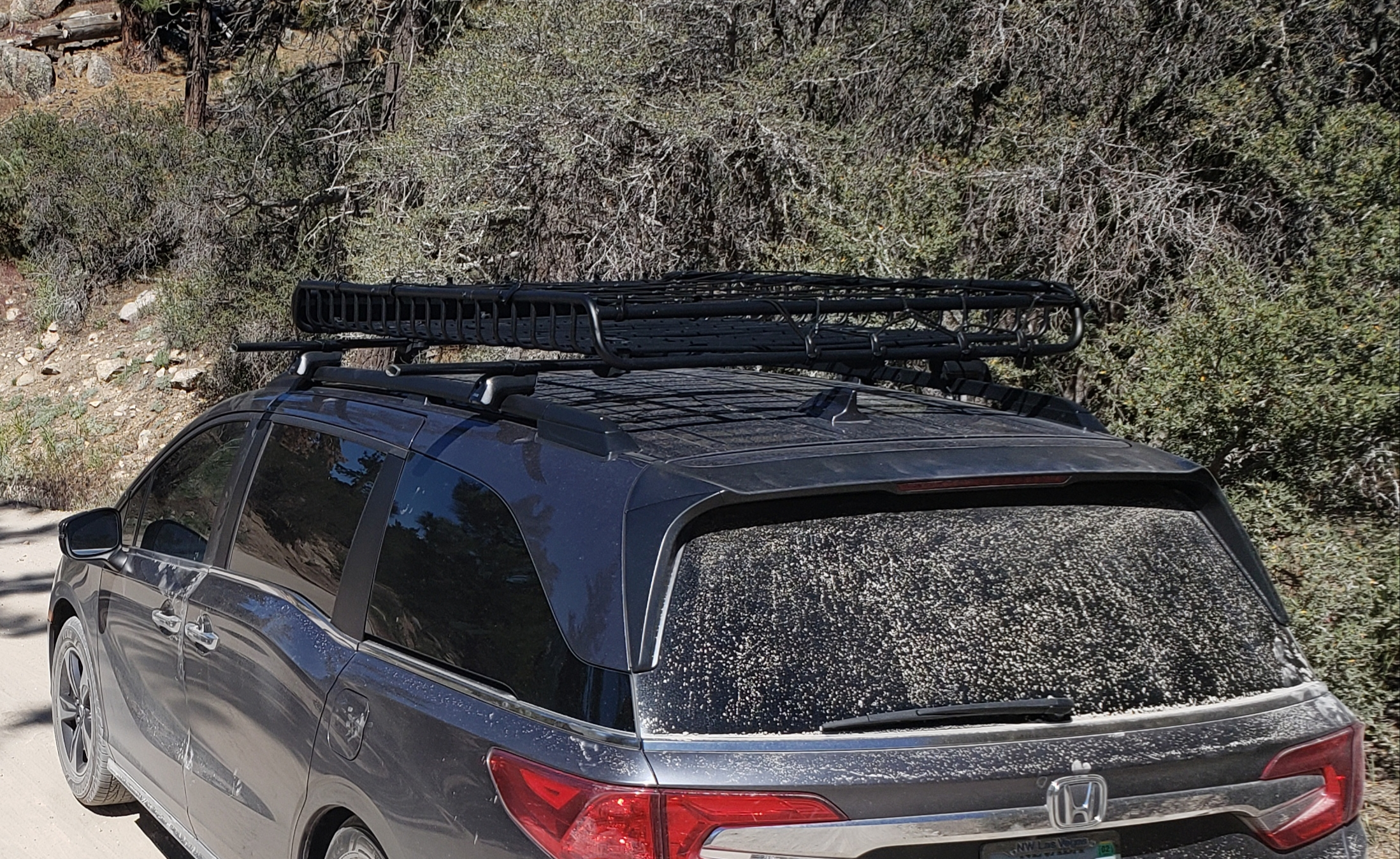 Roof Rack And Cargo Carrier Page 3 Honda Odyssey Forum