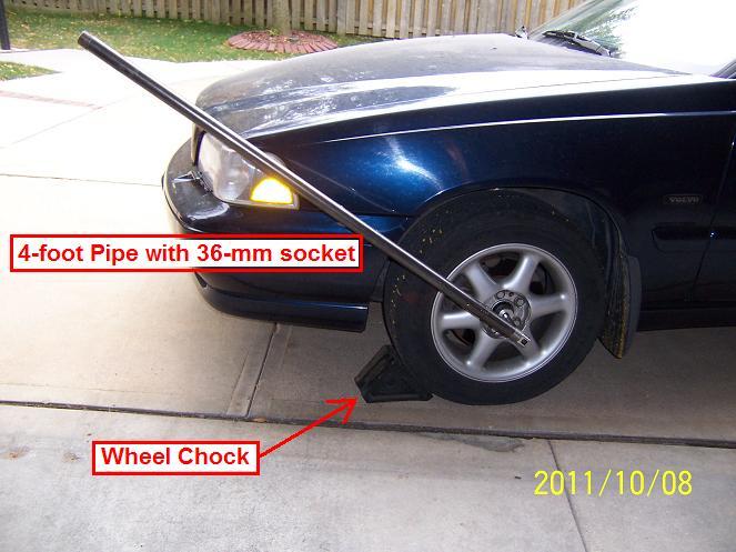 2006 silverado axle nut torque specs