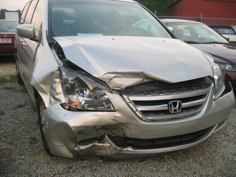 Nice Prices Paid For 2008 Odyssey Accident