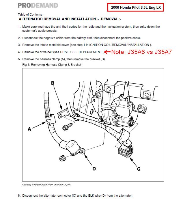 alternator replacement Honda Civic Alternator Diagram honda fit alternator wiring diagram  #22 VT1100 Wiring Diagrams
