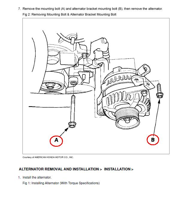 I Have The Procedure For 2006 Honda Pilot Which Has Essentially Same Engines As Ody