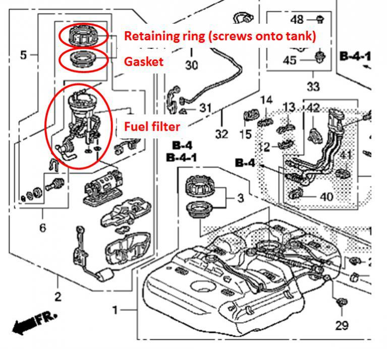 Anyone Here Has Not Completed The Exchange Recall For The Fuel Pump Honda Odyssey Forum