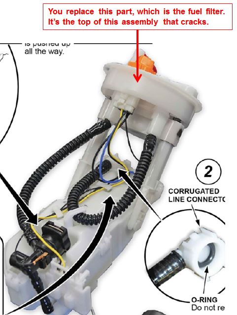 D Anyone Here Has Not Completed Exchange Recall Fuel Pump Capture