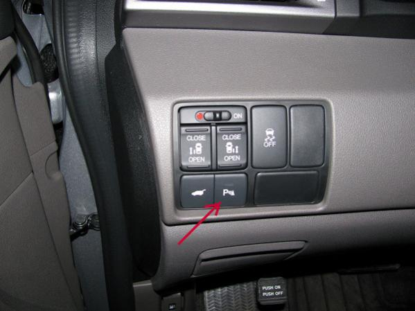Parking Sensor Button