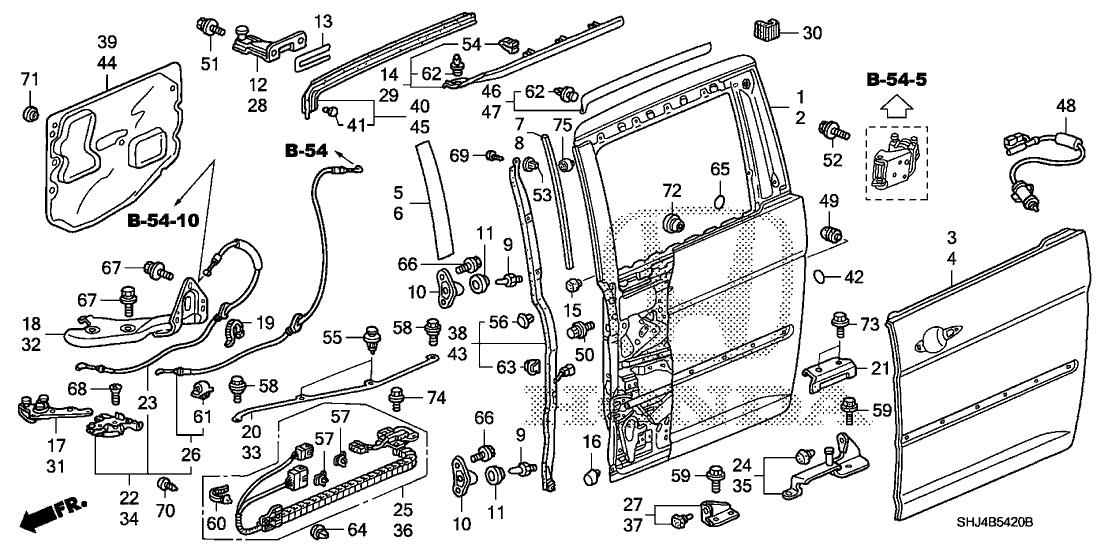 Sliding Door Stop Sensor Three Beeps Honda Odyssey Forum
