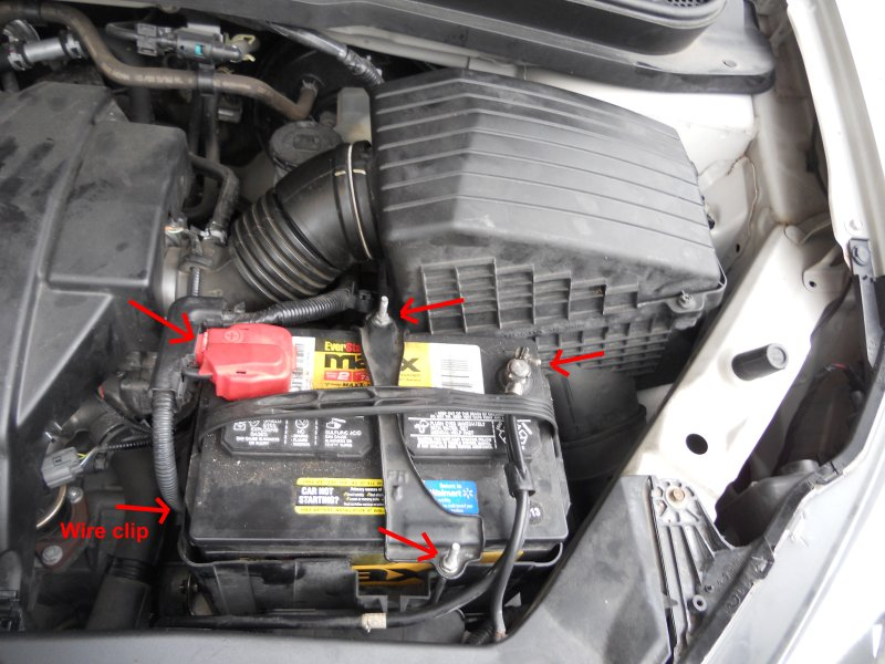 Wonderful DIY: Another Way To Change Your ATF Filter (2006 Odyssey) Dscn2050.