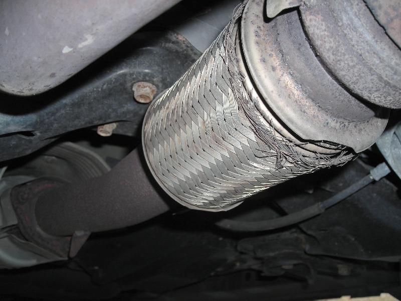 broken flex pipe on exhaust 2001 honda cr-v exhaust diagram broken flex pipe on exhaust flexible_exhaust jpg '