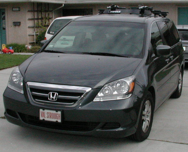 Opinions Wanted Factory Cross Bars Vs Aftermarket For Cargobox Honda Odyssey Forum