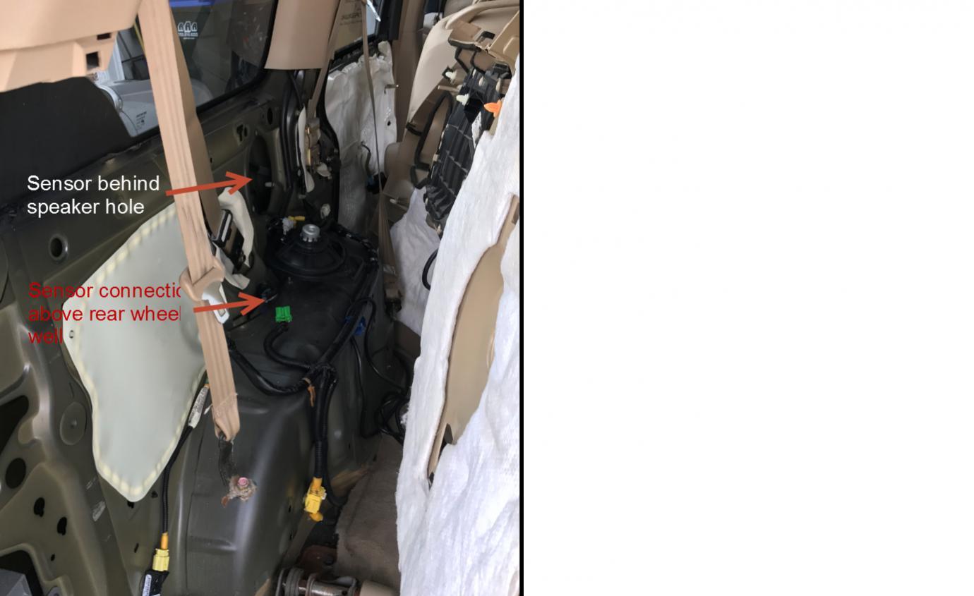 2005 Honda Odyssey Sliding Door Unlocking Opening Beeping Issue