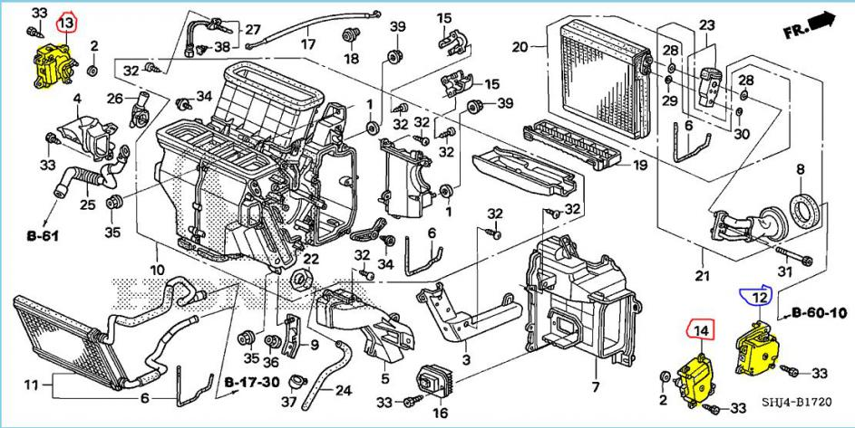 1999 Honda Odyssey Engine Schematics Wiring Diagram Permanent A Permanent A Emilia Fise It