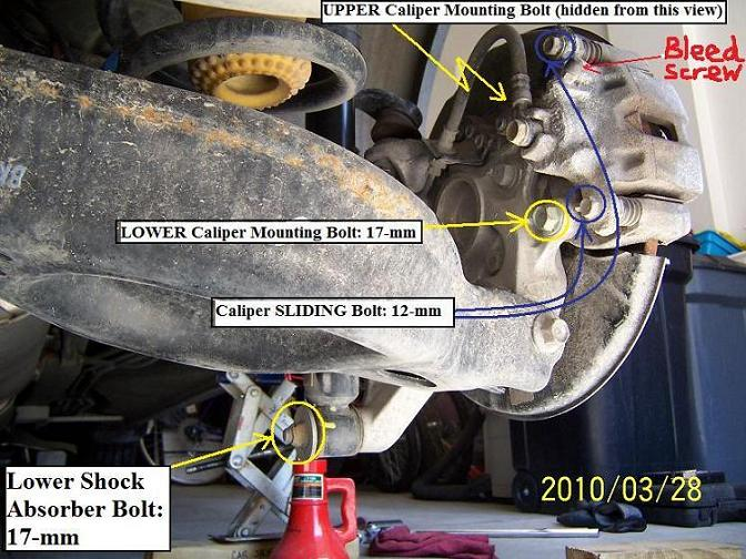 D Rear Shocks Not Covered Extended Warranty Honda Ody Rearbrake