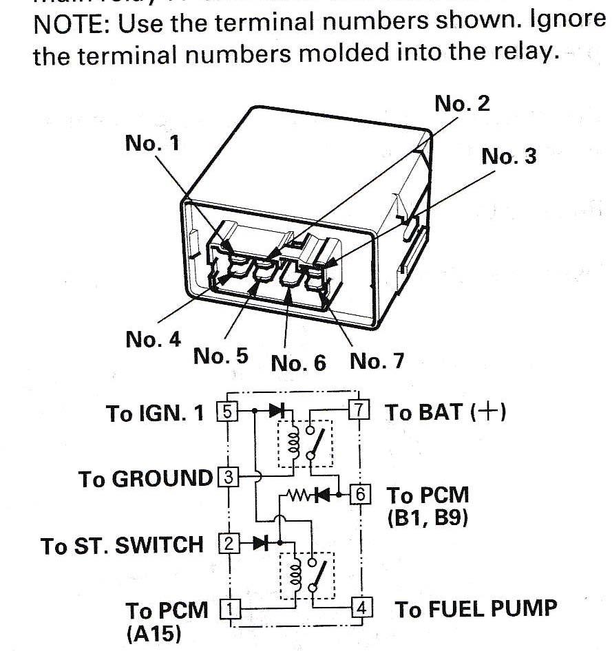 Honda Main Relay Wiring Diagram from www.odyclub.com