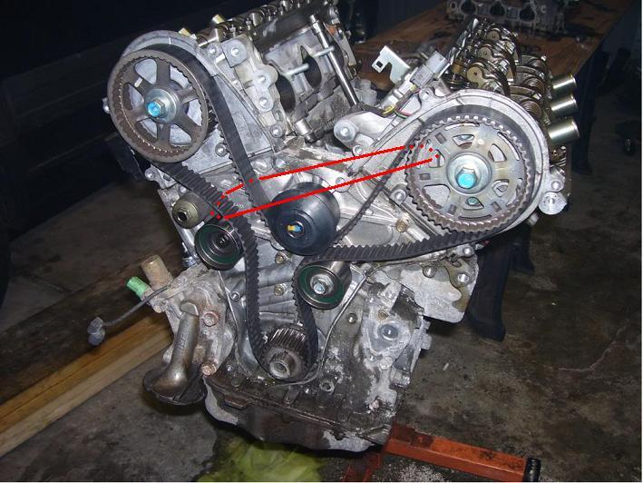 Car   2006 Honda Accord Timing Belt  2006 Honda Accord V6