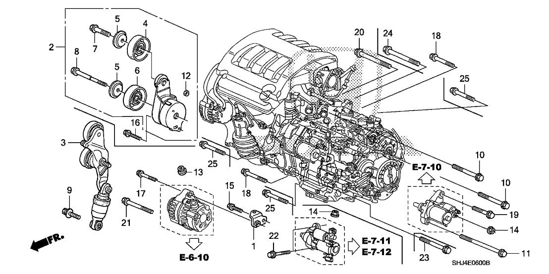 3 5 Odyssey Motor Diagram Wiring Info \u2022rhdasdesco: Honda Odyssey Engine Mount Schematics At Gmaili.net