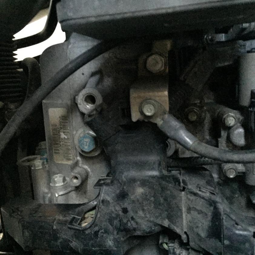 2010 Volkswagen Passat Transmission: Output Speed Sensor