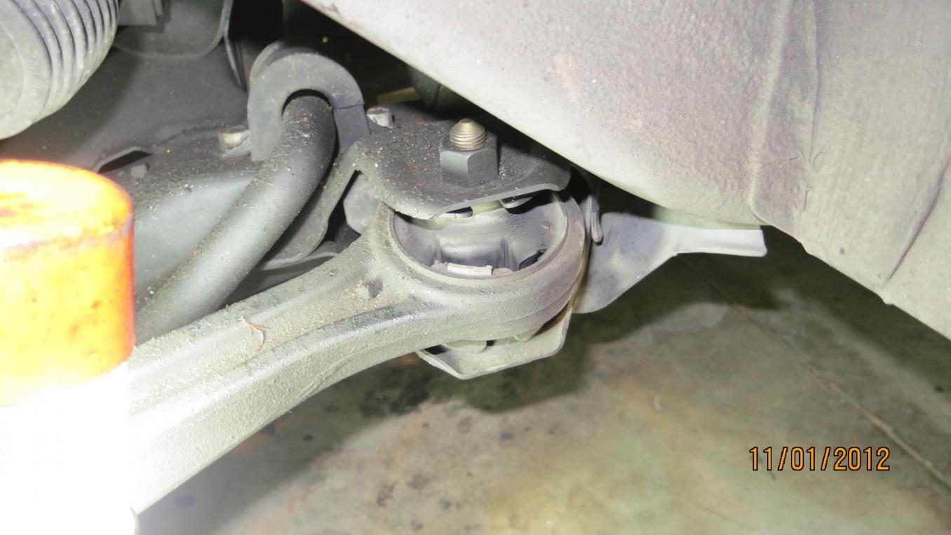 Control arms/Bushing | Honda Odyssey Forum