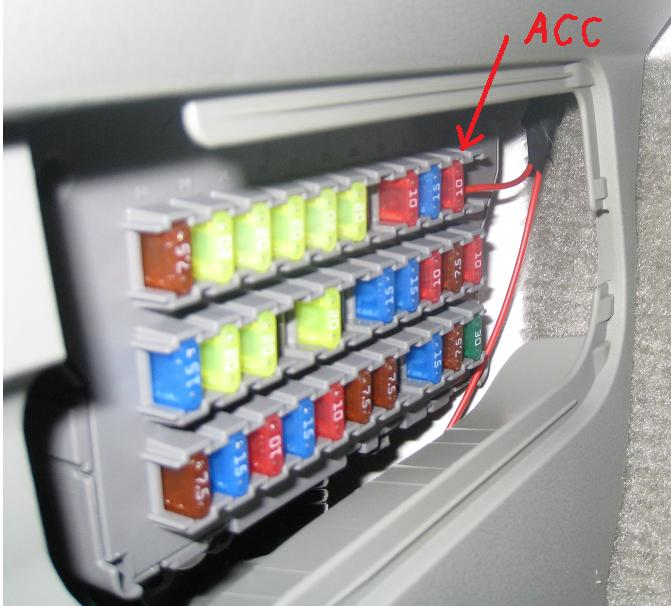 How To Tap Backup Reverse Circuit When In Reverse Honda Odyssey Forum