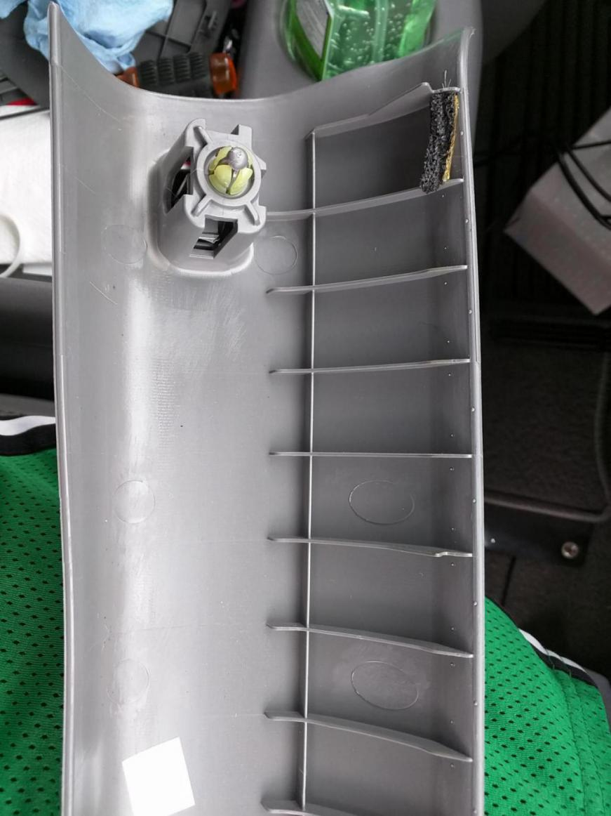 2006 Honda Odyssey Ex L >> A-Pillar Water Leak - Page 2