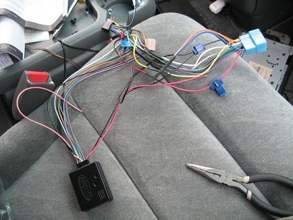 Wiring Diagram For Steering Wheel Radio Controls Honda Odyssey 2006 from www.odyclub.com