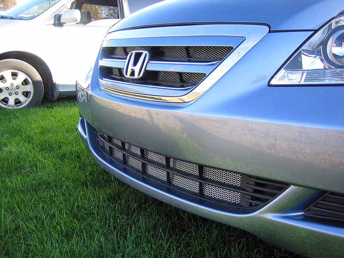 D My Front Grill Guard Ody Img