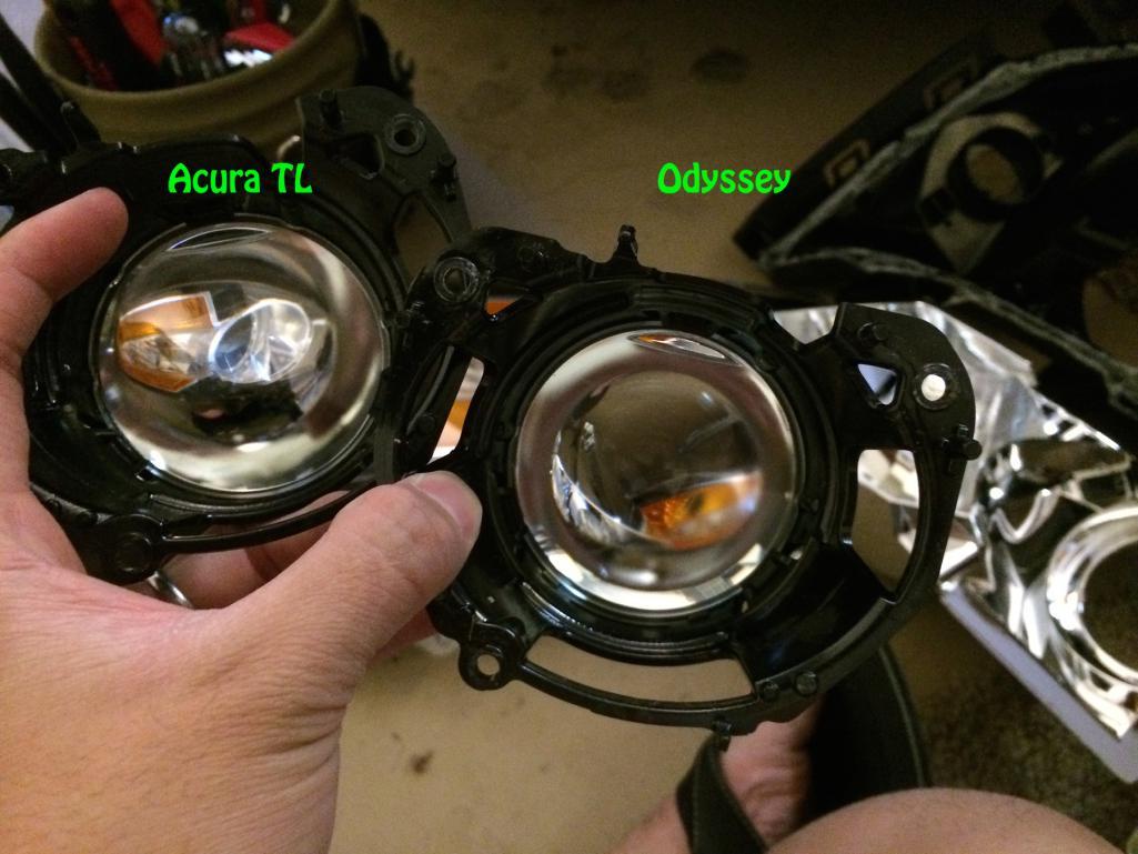 Acura Tl Headlight Mod - Cars News