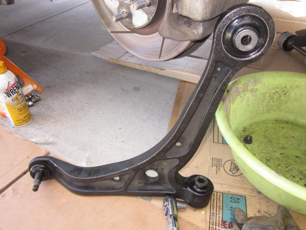2012 Chevrolet Impala SS furthermore 2004 Honda Accord Parts moreover 2005 Honda Odyssey Lower Control Arm Bushing in addition 2014 GMC Sierra Front Grill in addition 2004 Mazda 6 Exhaust Leak. on 2006 ford fusion lower ball joint