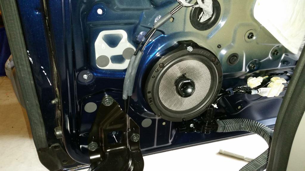 Removing Rear Sliding Door Panel Interior Of 2011