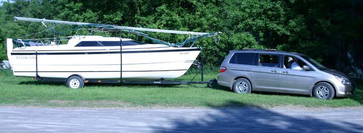 2002 Honda Odyssey Towing Capacity David Batty The Garage