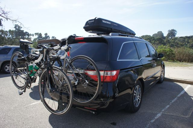 Help With Thule/Yakima Roof Cargo Carrier For 2011 Ody_loadedup_solvang