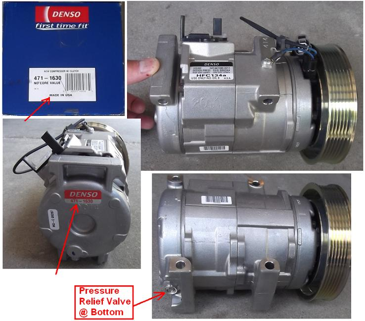 Diy 2007 Honda Odyssey Ac Compressor Replacement
