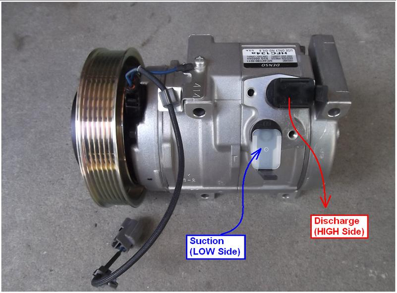 D Diy Honda Odyssey Ac Compressor Replacement Odyaccompressor on 2006 Honda Element Serpentine Belt Diagram