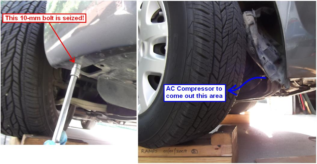 Diy 2007 Honda Odyssey Ac Pressor Replacement Forumrhodyclub: 2005 Honda Odyssey Receiver Drier Location At Gmaili.net