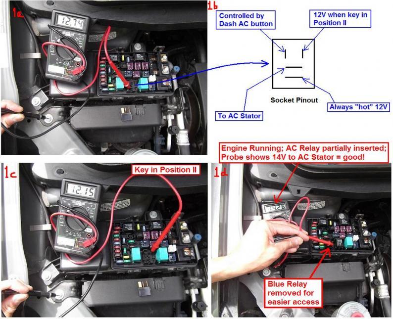 05 Compressor Clutch Troubleshooting Page 6 Honda Odyssey Forum