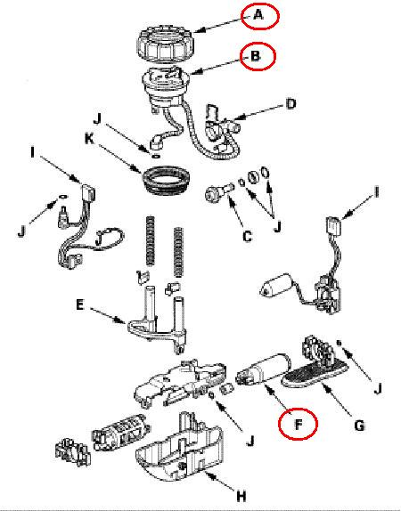 9509 fuel filter odyfuelfilter02 fuel filter 2006 Honda Odyssey Ignition Diagram at soozxer.org