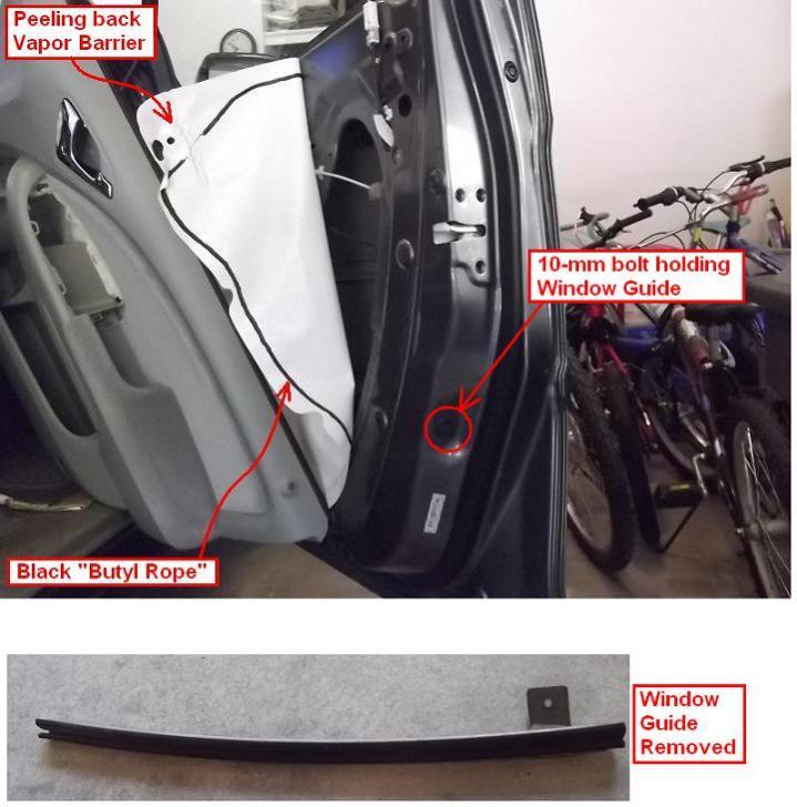 Diy Front Lock Actuator Replacement 2007 Honda Odyssey Lx Honda Odyssey Forum