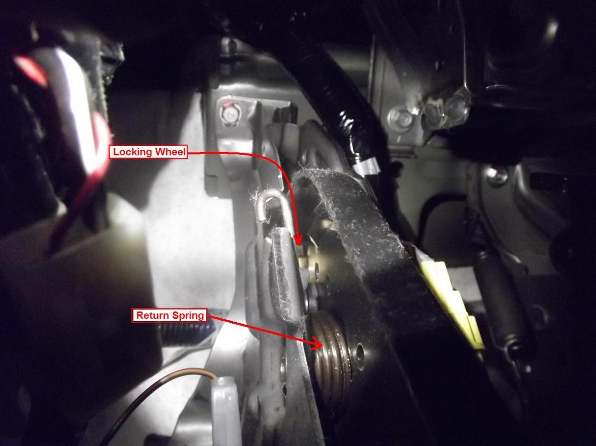 2008 dodge charger esp bas light on further emergency parking brake