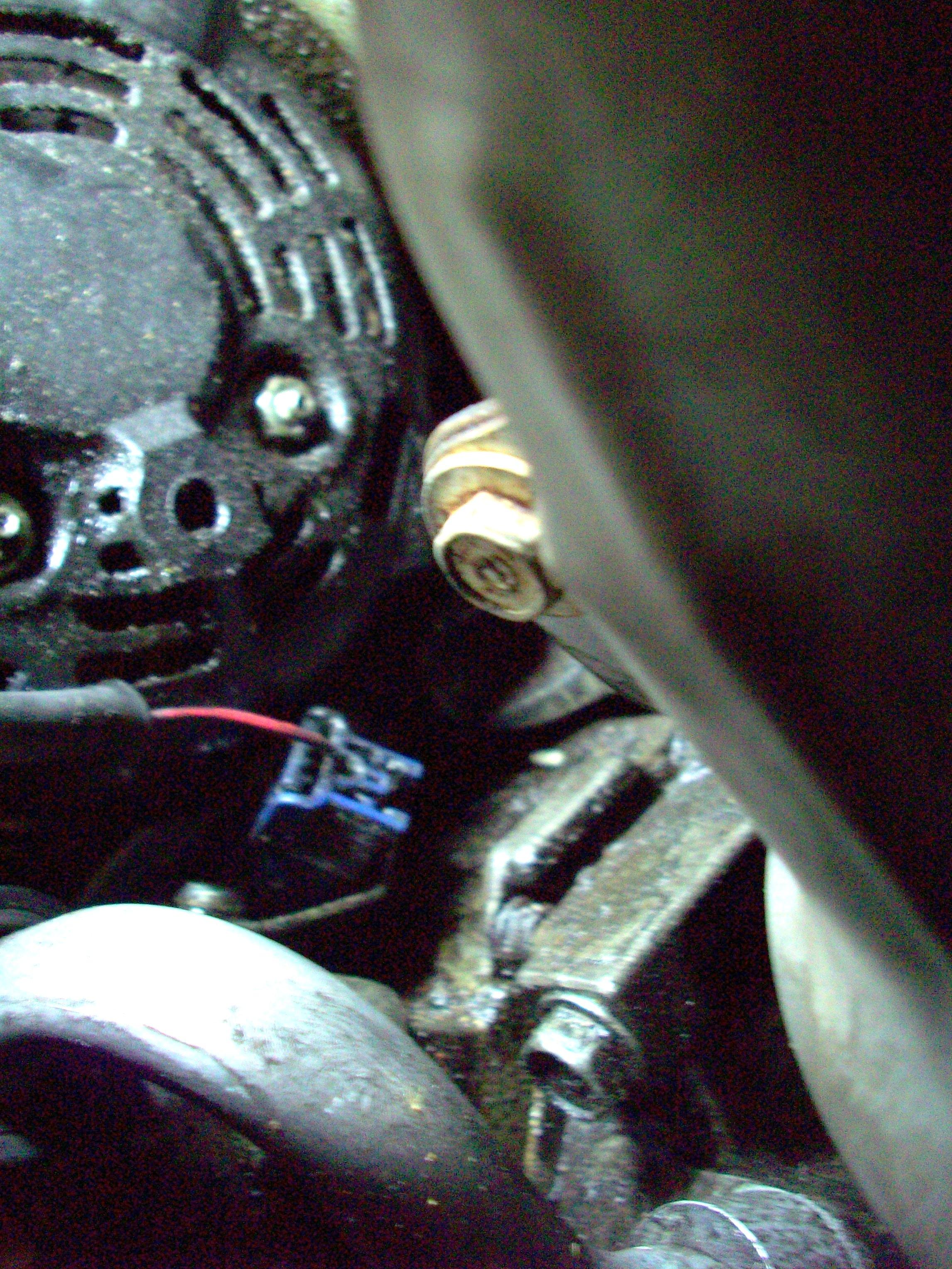 2006 Honda Odyssey Alternator