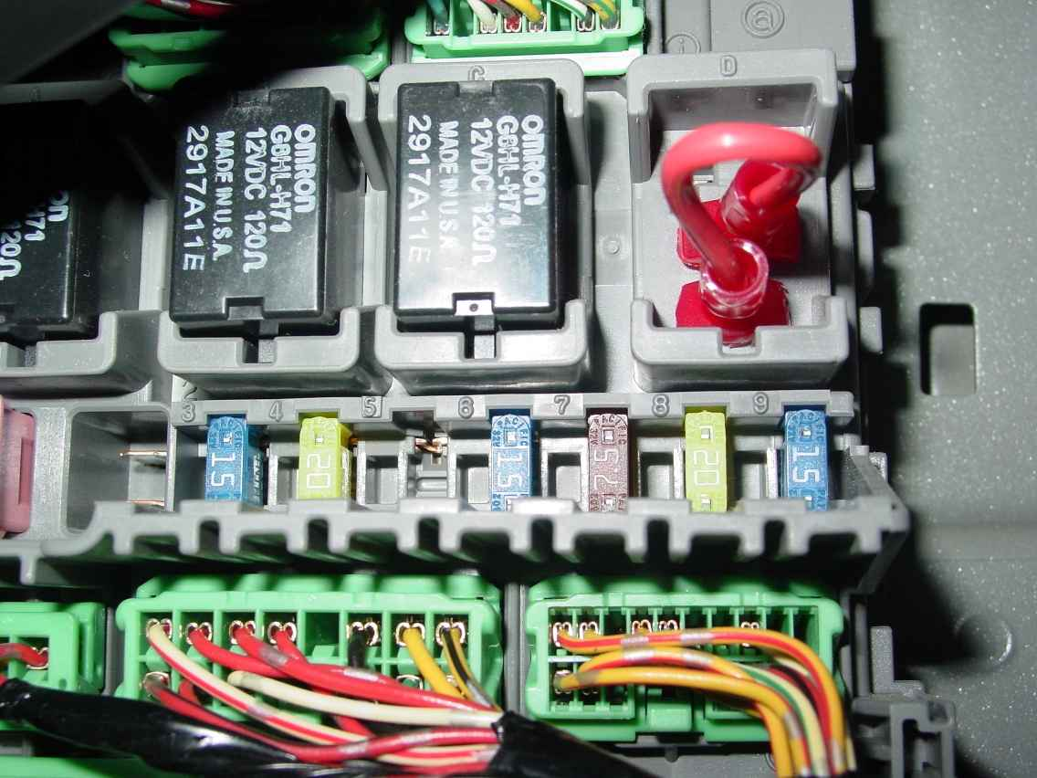 Switching 12v Accessory Connector To Always On Page 4 Honda Odyssey Forum